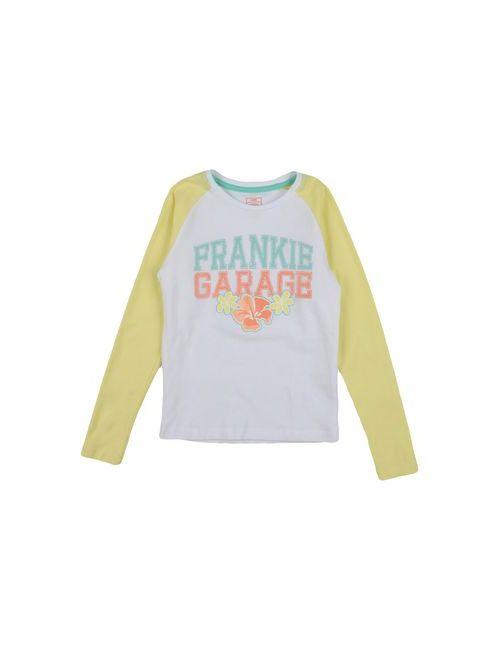 Frankie Garage | Женская Жёлтая Футболка