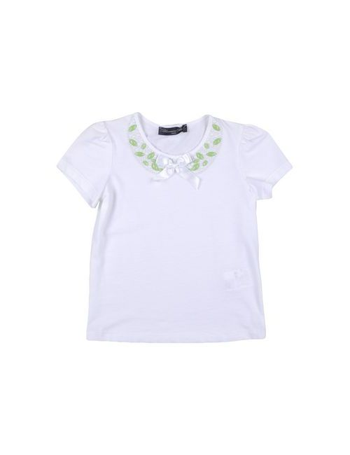 Miss Blumarine Jeans   Женское Белое Платье