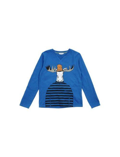Little Marc Jacobs | Женская Синяя Футболка