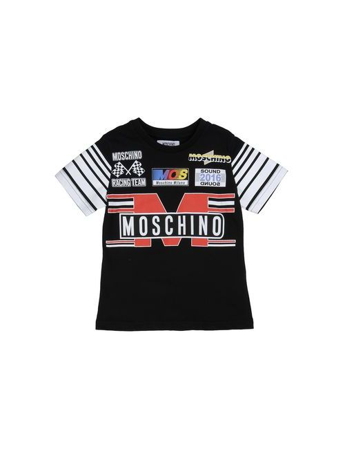 Moschino Kid | Женская Черный Толстовка