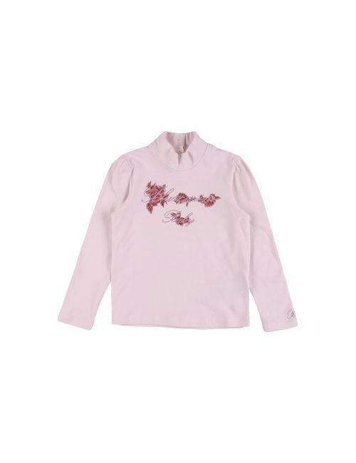 Blumarine   Женская Розовая Футболка