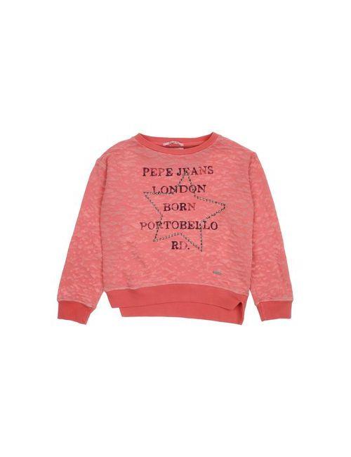 Pepe Jeans | Розовая Толстовка