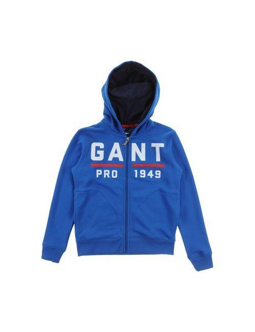 Gant   Женская Синяя Толстовка