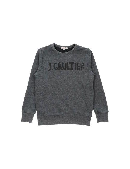 Junior Gaultier | Женская Серая Толстовка