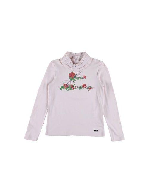 Miss Blumarine | Женская Розовая Футболка