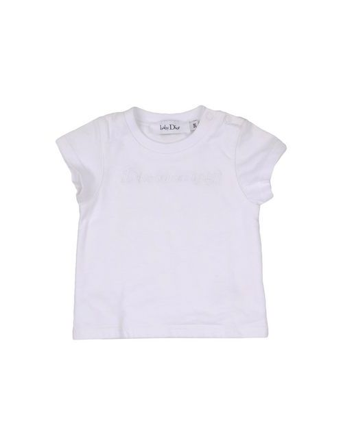 Baby Dior | Женская Белая Футболка