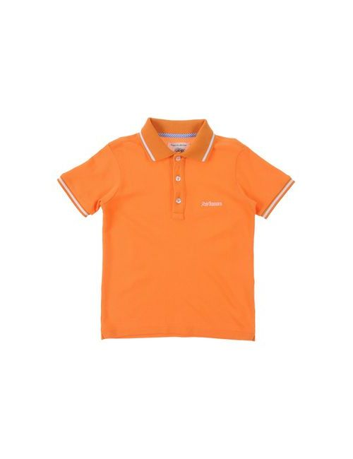 Roÿ Roger'S | Мужское Оранжевое Поло