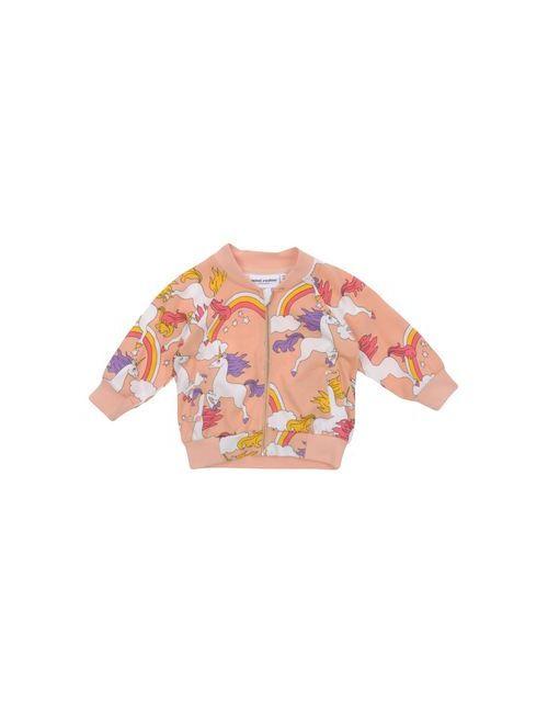 Mini Rodini | Женская Розовая Толстовка