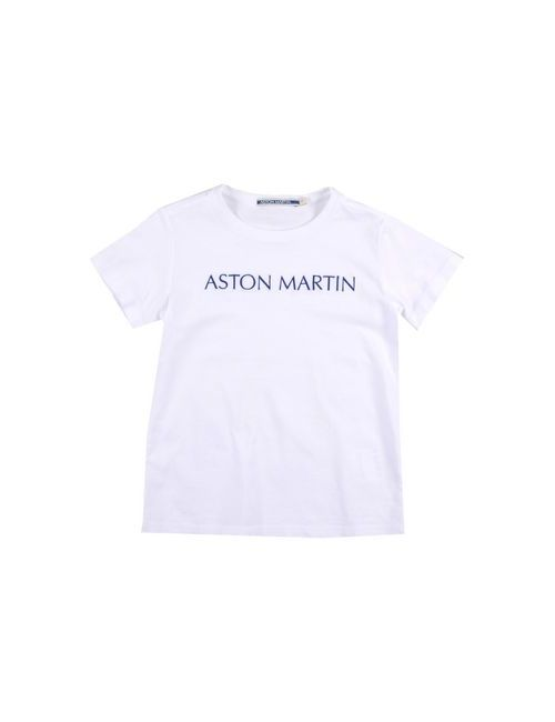 Aston Martin | Женская Белая Футболка