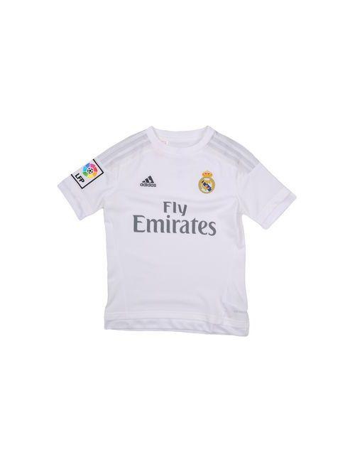 Adidas   Женская Белая Футболка