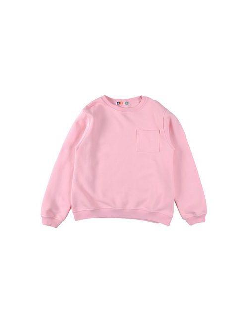 MSGM   Женская Розовая Толстовка