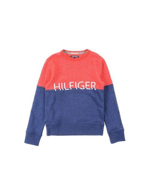 Tommy Hilfiger | Женская Красная Толстовка