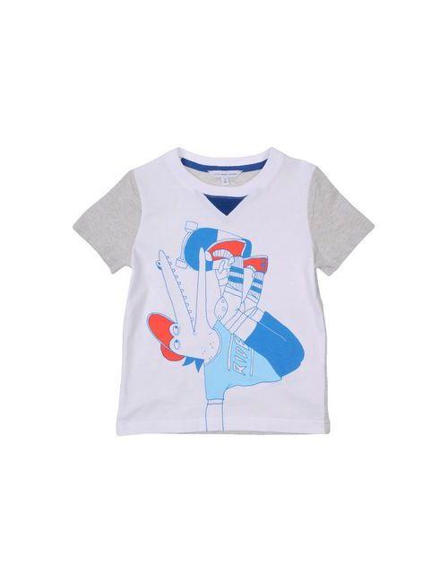 Little Marc Jacobs | Женская Белая Футболка