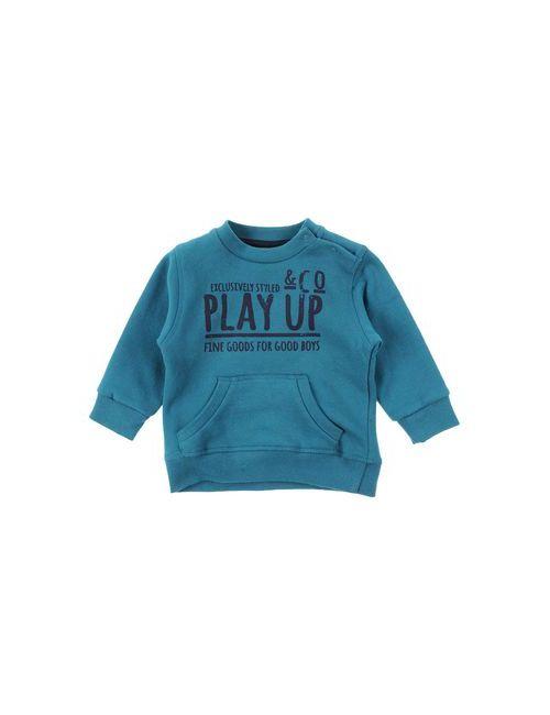 PLAY UP | Женская Цвет Морской Волна Толстовка