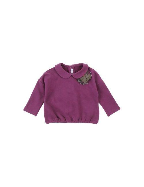 Il Gufo   Женская Фиолетовая Толстовка