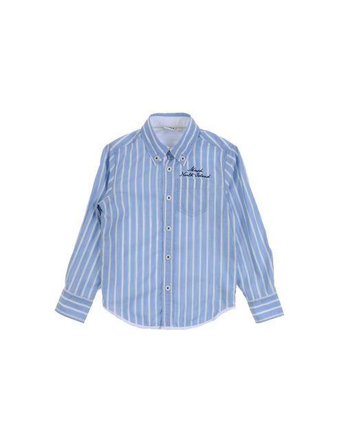 Mash Junior | Женская Синяя Pубашка