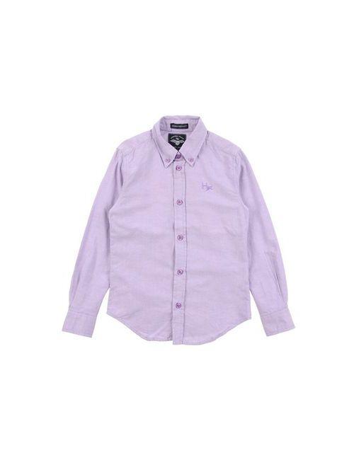 Heach Junior By Silvian Heach | Женская Фиолетовая Pубашка