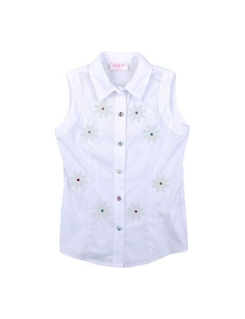 Ean 13 | Женская Белая Pубашка
