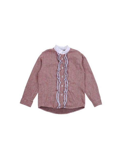 Aglini | Женская Розовая Pубашка