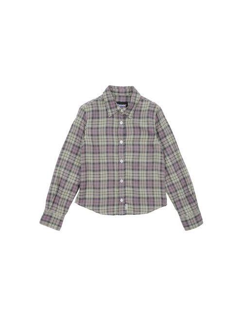 Blauer | Женская Фиолетовая Pубашка