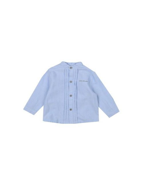 Tutto Piccolo | Женская Голуба Pубашка