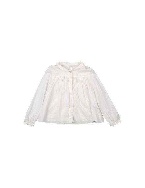 Chloe | Женская Белая Pубашка