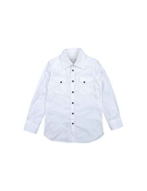 Macchia J | Женская Белая Pубашка