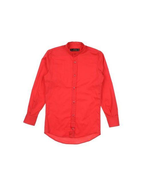 Minimal | Женская Красная Pубашка