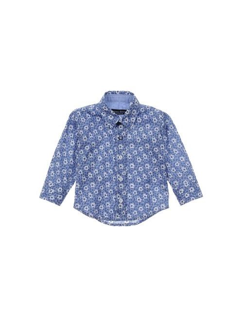 Manuell & Frank | Женская Синяя Pубашка