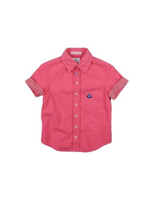 Dondup Dking | Женская Фиолетовая Pубашка