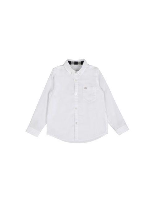 Burberry | Женская Белая Pубашка