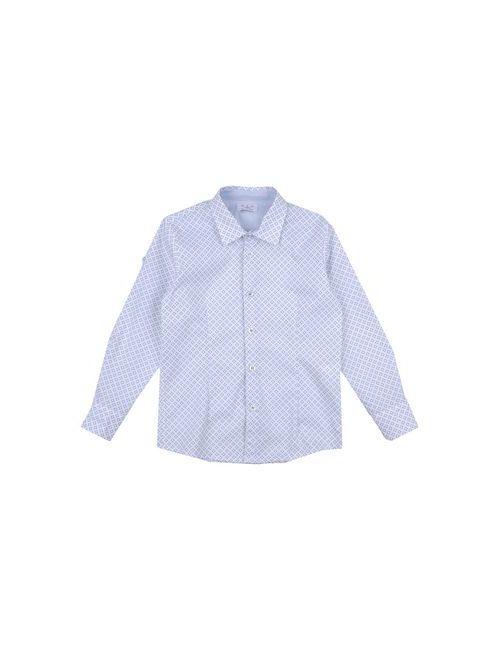 Aletta | Женская Синяя Pубашка