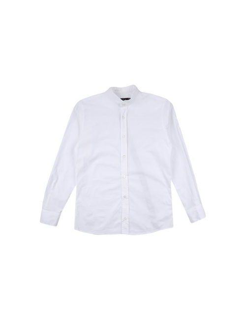 Minimal | Женская Белая Pубашка