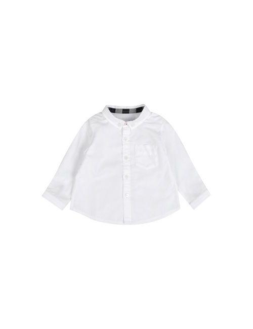 Burberry   Женская Белая Pубашка