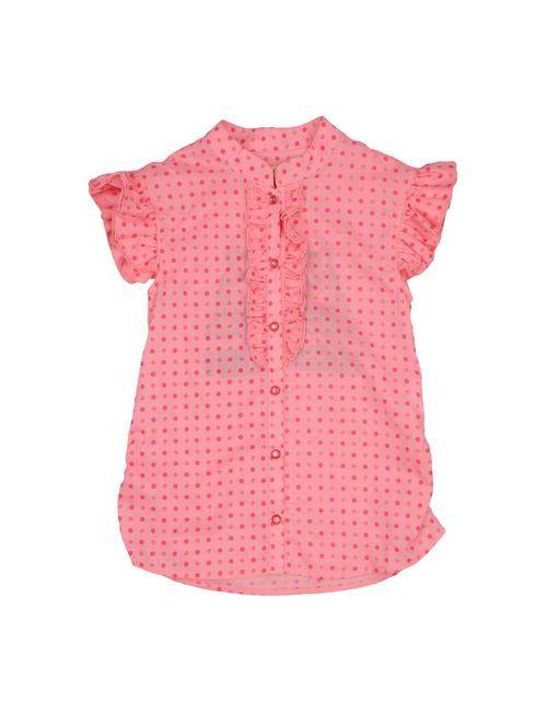 JOHN GALLIANO KIDS | Женская Фиолетовая Pубашка