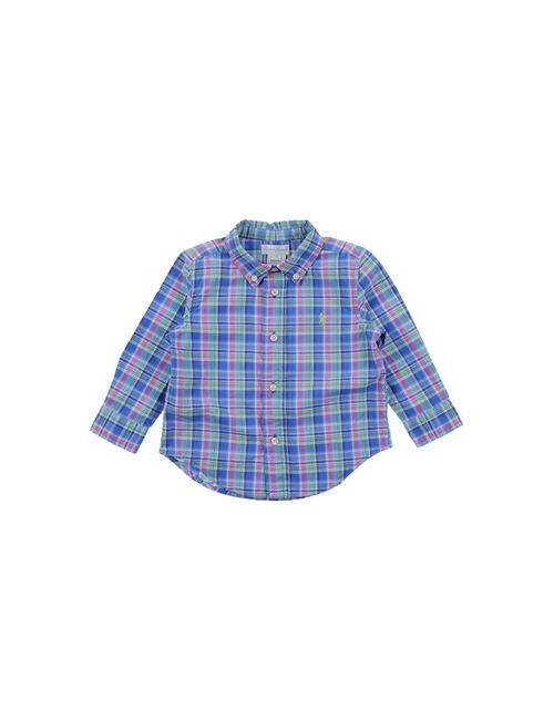 Ralph Lauren | Женская Синяя Pубашка