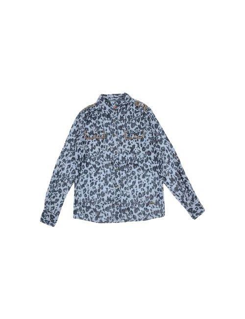 Pepe Jeans | Женская Серая Pубашка