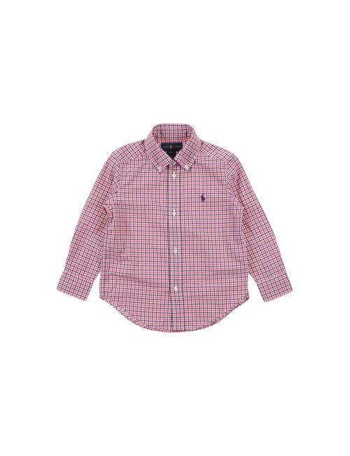 Ralph Lauren | Женская Красная Pубашка