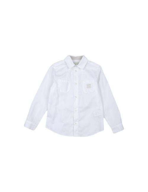 Fendi | Женская Белая Pубашка