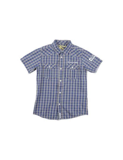 J BE | Женская Синяя Pубашка