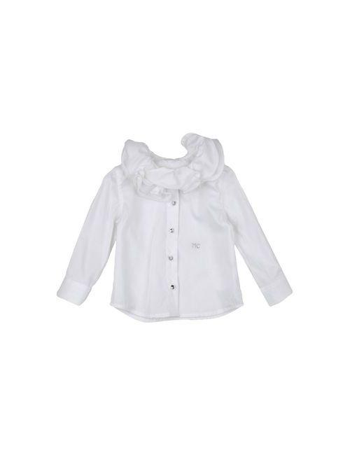 Microbe | Женская Белая Pубашка