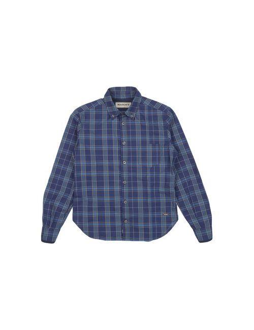 Mason'S | Женская Синяя Pубашка