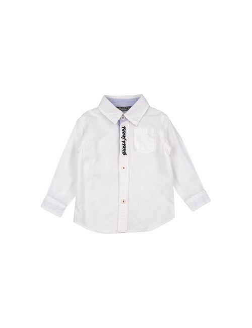 Guess | Женская Белая Pубашка
