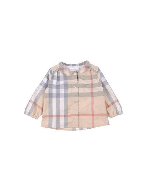 BURBERRY CHILDREN | Женская Бежевая Pубашка