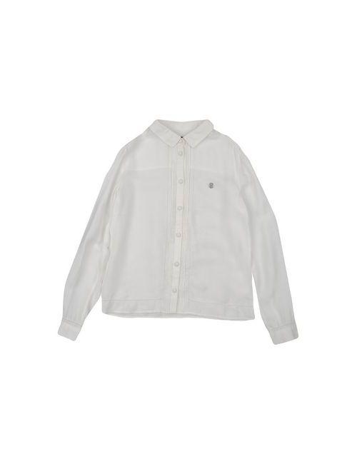 Tommy Hilfiger | Женская Белая Pубашка