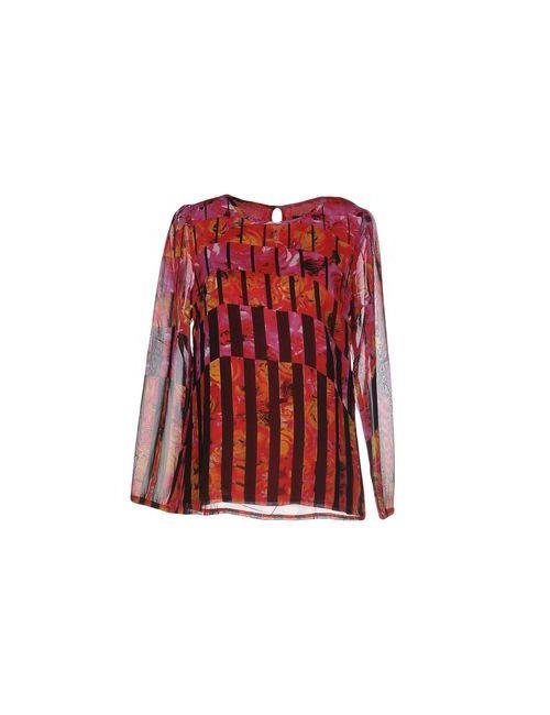 Cutie | Женская Красная Блузка