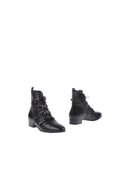 MI/MAI | Мужские Чёрные Полусапоги И Высокие Ботинки