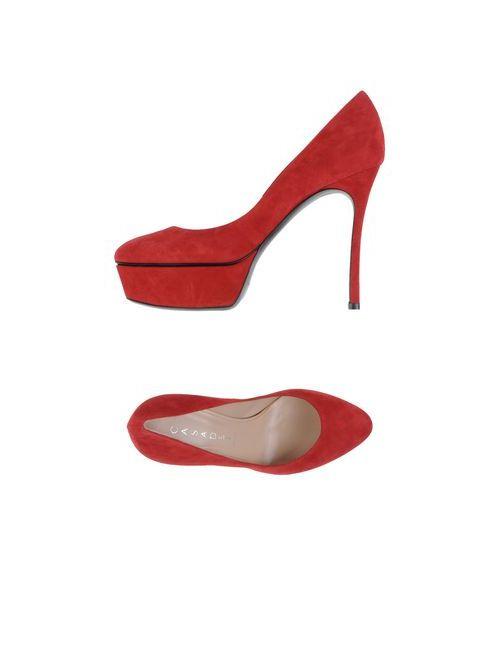 Casadei | Женские Красные Туфли