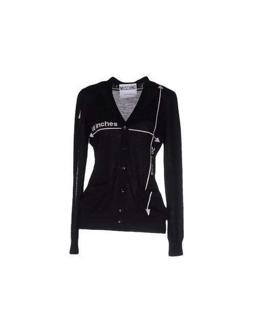 Moschino Couture | Женский Чёрный Кардиган