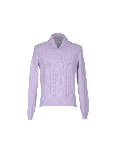 Della Ciana | Фиолетовый Свитер